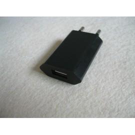 mini  chargeur universel USB sur secteur pour cigarette electronique