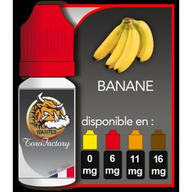 E-liquide goût saveur Banane ou banane flambée pour votre E-cig