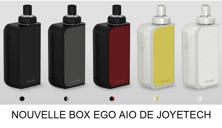 Ego AIO de chez JOYETECH
